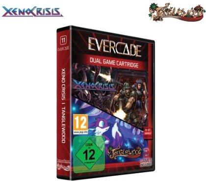 Blaze Evercade Xeno-Tangle Cartridge