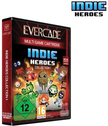 Blaze Evercade Indie Heroes Cartridge 1