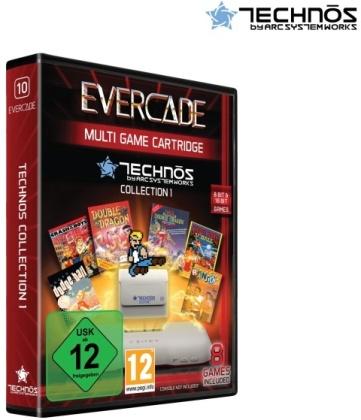 Blaze Evercade Technos Cartridge 1
