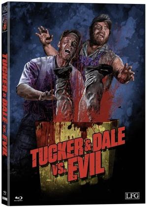 Tucker & Dale vs. Evil (2010) (Cover A, Edizione Limitata, Mediabook)