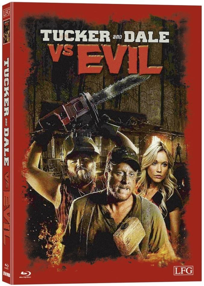 Tucker & Dale vs. Evil (2010) (Cover B, Limited Edition, Mediabook)