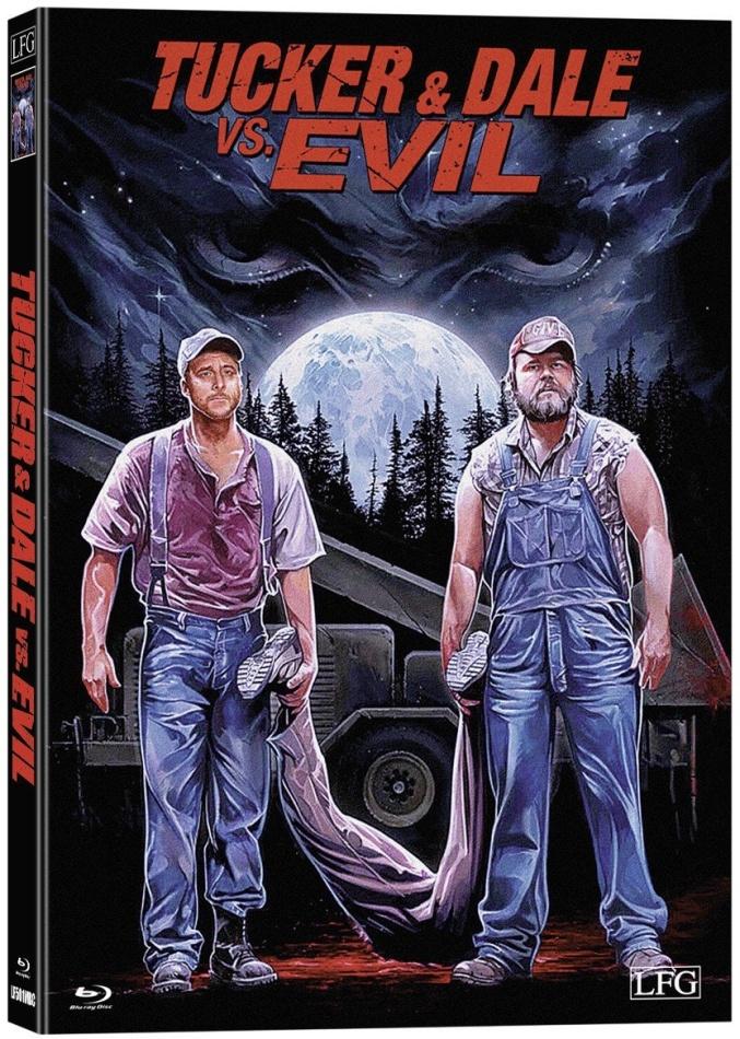 Tucker & Dale vs. Evil (2010) (Cover C, Limited Edition, Mediabook)