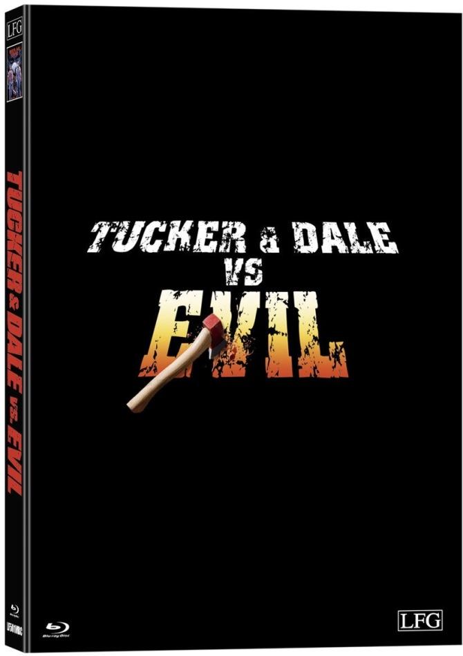 Tucker & Dale vs. Evil (2010) (Cover D, Limited Edition, Mediabook)