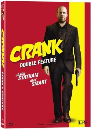 Crank 1 & 2 (Cover B, Limited Edition, Mediabook, 2 Blu-rays)