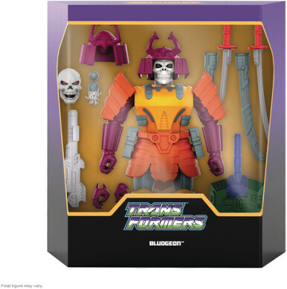 Transformers Ultimates! Wave 2 - Bludgeon (Edizione Limitata)