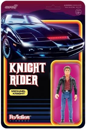 Knight Rider Reaction - Michael Knight