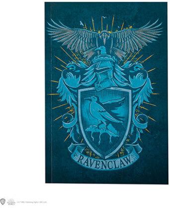 Carnet de note - Harry Potter - Serdaigle - 128 pages - 18 cm