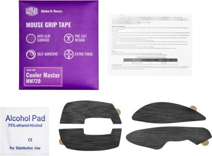 Mouse Grip Tape MM720 - black