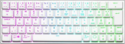 SK622 TTC Low Brown [Swiss Layout] - white