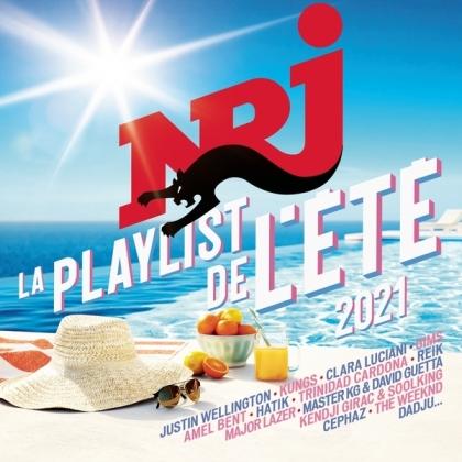 NRJ La playlist de l'été (3 CDs)