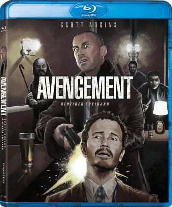 Avengement - Blutiger Freigang (2019) (Keep Case, Uncut)