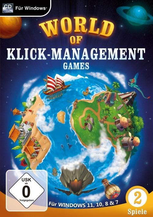 World of Klick-Management Games für Windows 11 & 10