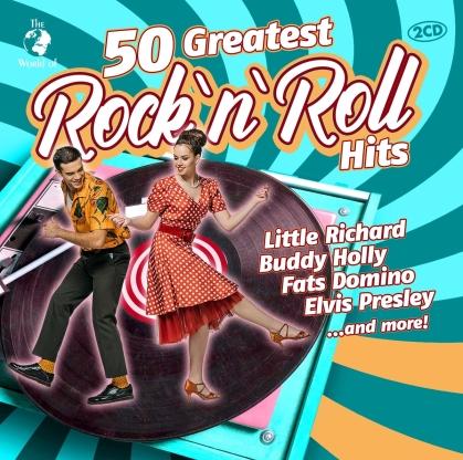 50 Greatest Rock n Roll Hits (2 CDs)