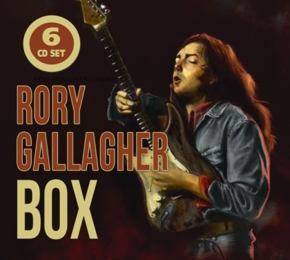 Rory Gallagher - Box