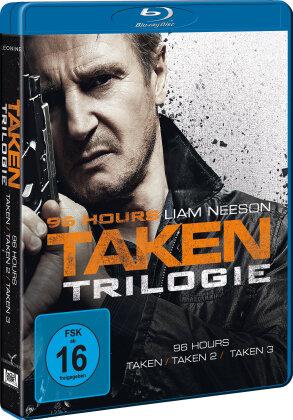 96 Hours - Taken Trilogie (3 Blu-rays)