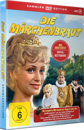 Die Märchenbraut - Die komplette Saga (Sammleredition, 7 DVDs)