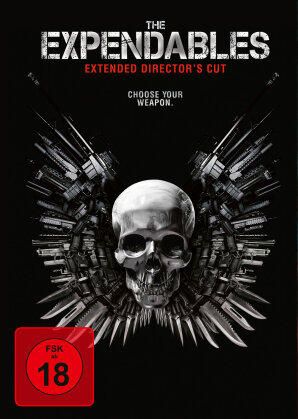 The Expendables (2010) (Extended Director's Cut)