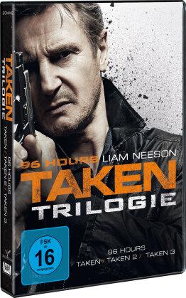96 Hours - Taken Trilogie (3 DVDs)