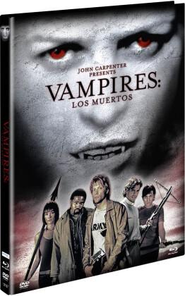 Vampires - Los Muertos (2002) (Edizione Limitata, Mediabook, Blu-ray + DVD)
