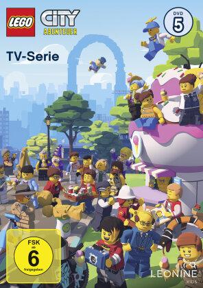 LEGO: City Abenteuer - DVD 5