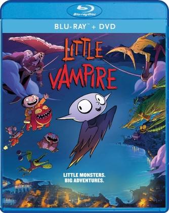 Little Vampire (2020) (Blu-ray + DVD)