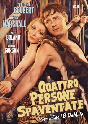 Quattro persone spaventate (1934) (s/w)