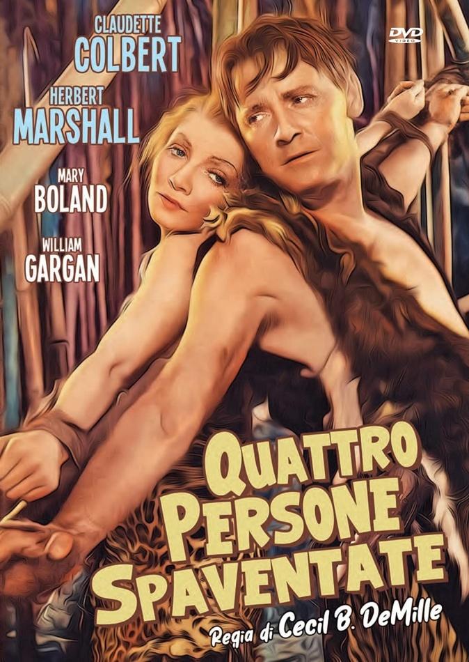 Quattro persone spaventate (1934) (n/b)