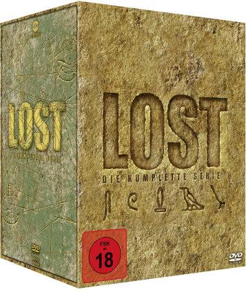 Lost - Die komplette Serie (37 DVDs)