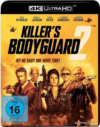 Killer's Bodyguard 2 (2021) (4K Ultra HD + Blu-ray)
