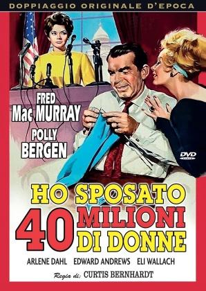 Ho sposato 40 milioni di donne (1964) (Doppiaggio Originale D'epoca, s/w)