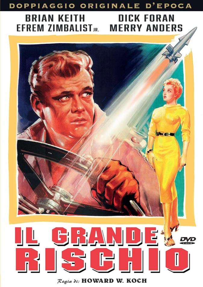 Il grande rischio (1958) (Doppiaggio Originale D'epoca, n/b)