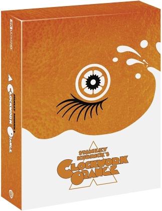 A Clockwork Orange (1971) (Ultimate Collector's Edition, 4K Ultra HD + 2 Blu-rays)