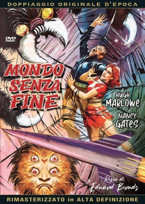 Mondo senza fine (1956) (Doppiaggio Originale D'epoca, HD-Remastered, Neuauflage)