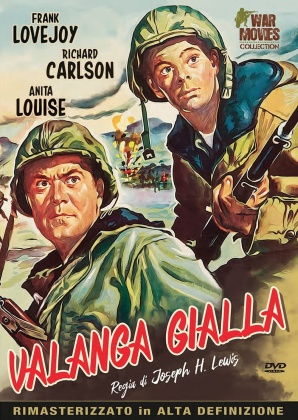 Valanga gialla (1952) (War Movies Collection, HD-Remastered, s/w)