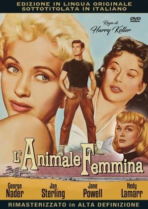 L'animale femmina (1958) (Original Movies Collection, HD-Remastered, s/w)