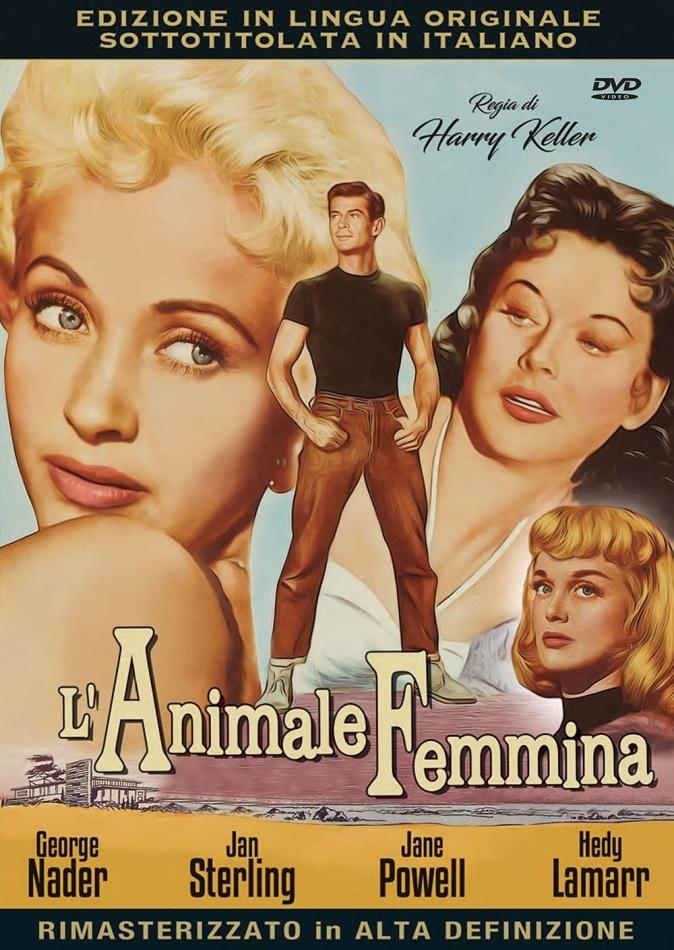 L'animale femmina (1958) (Original Movies Collection, HD-Remastered, n/b)