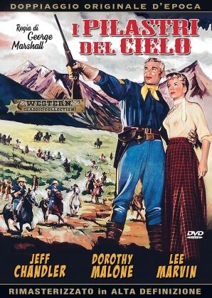 I pilastri del cielo (1956) (Western Classic Collection, Doppiaggio Originale D'epoca, HD-Remastered)