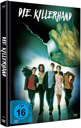 Die Killerhand (1999) (Édition Limitée, Mediabook, Blu-ray + DVD)