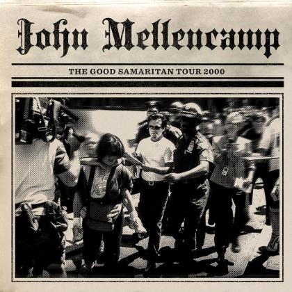 John Mellencamp - Good Samaritan Tour 2000 (CD + DVD)