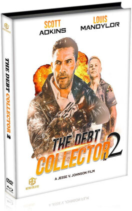 The Debt Collector 2 (2020) (Limited Edition, Mediabook, Blu-ray + DVD)