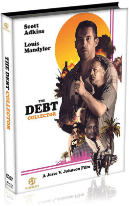 The Debt Collector (2018) (Limited Edition, Mediabook, Blu-ray + DVD)