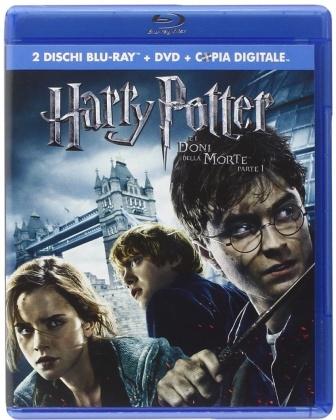 Harry Potter e i doni della morte - Parte 1 (2010) (2 Blu-ray + 2 DVD)
