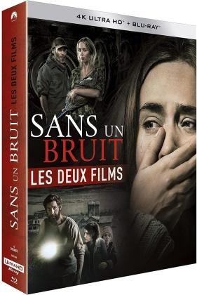 Sans un Bruit - Les deux films (2 4K Ultra HDs + 2 Blu-rays)