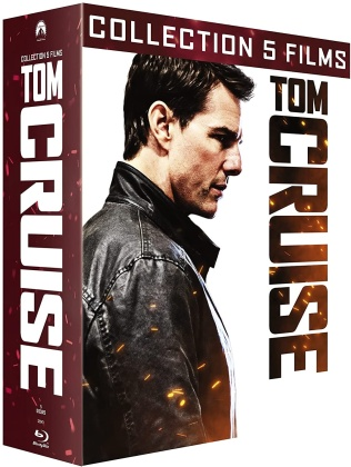 Tom Cruise Coffret (5 Blu-rays)