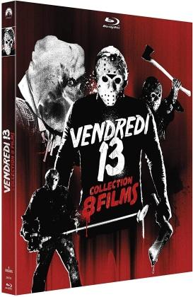Vendredi 13 - La Collection 8 films (6 Blu-ray)