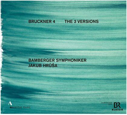 Bamberger Symphoniker, Jakub Hrusa & Anton Bruckner (1824-1896) - Symphony 4