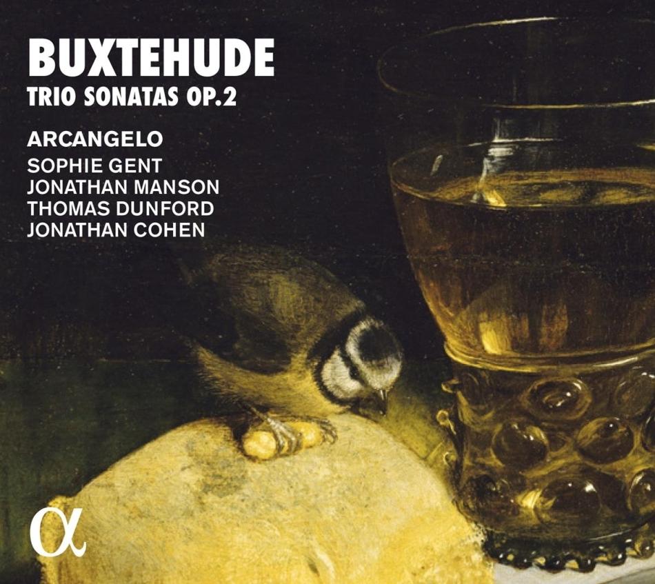 Arcangelo & Dietrich Buxtehude (1637-1707) - Trio Sonatas op. 2