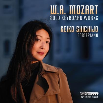 Wolfgang Amadeus Mozart (1756-1791) & Keiko Shichijo - Solo Keyboard Works