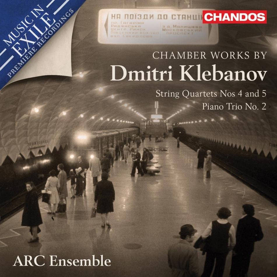 ARC Ensemble & Dmitri Klebanov - Chamber Works