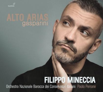 Francesco Gasparini (1661-1727), Paolo Perrone, Filippo Mineccia & Orchestra Nazionale Barocca dei Conservatori Italian - Alto Arias